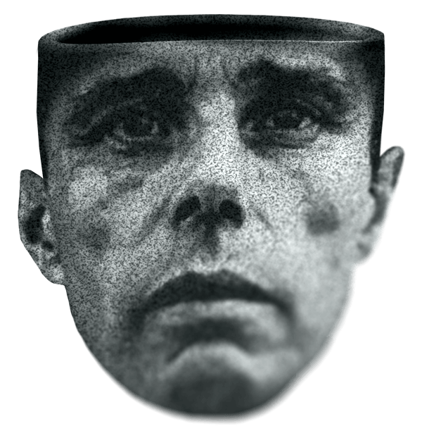 Beuys Kopf